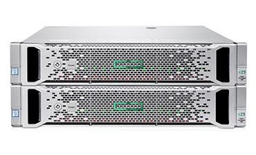 惠普推出基于 ProLiant DL380服务器的超融合设备