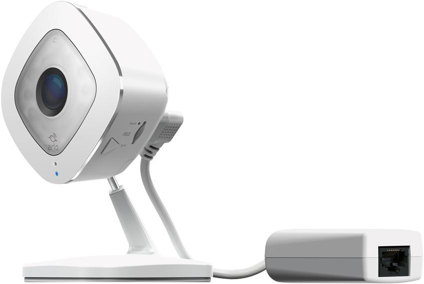 NETGEAR推出新型Arlo Q Plus安全摄像头