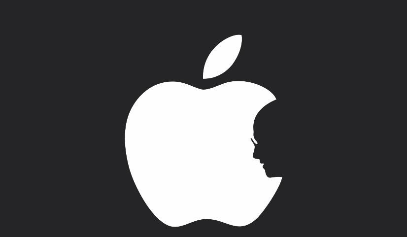 苹果mp3矢量图