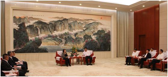 天津市工信委与华为企业云战略合作 共同推进云计算大数据产业发展