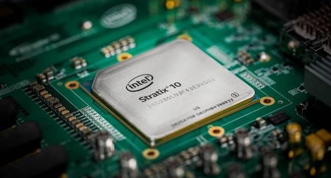 重要的事情说三遍:英特尔开始发售基于ARM的FPGA(×3)