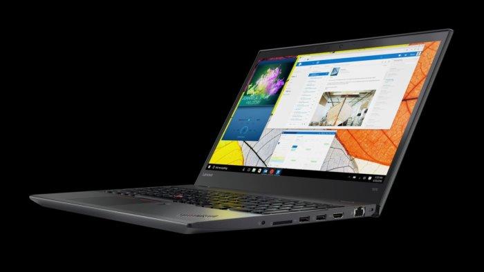 联想ThinkPad T570将采用英特尔超速Optane存储