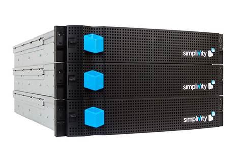 HPE结束SimpliVity收购案,首款DL380联合解决方案将在5月份交付
