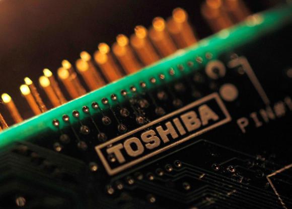东芝抛开西屋电气后,靠谱芯片业务竞标企业有几家?