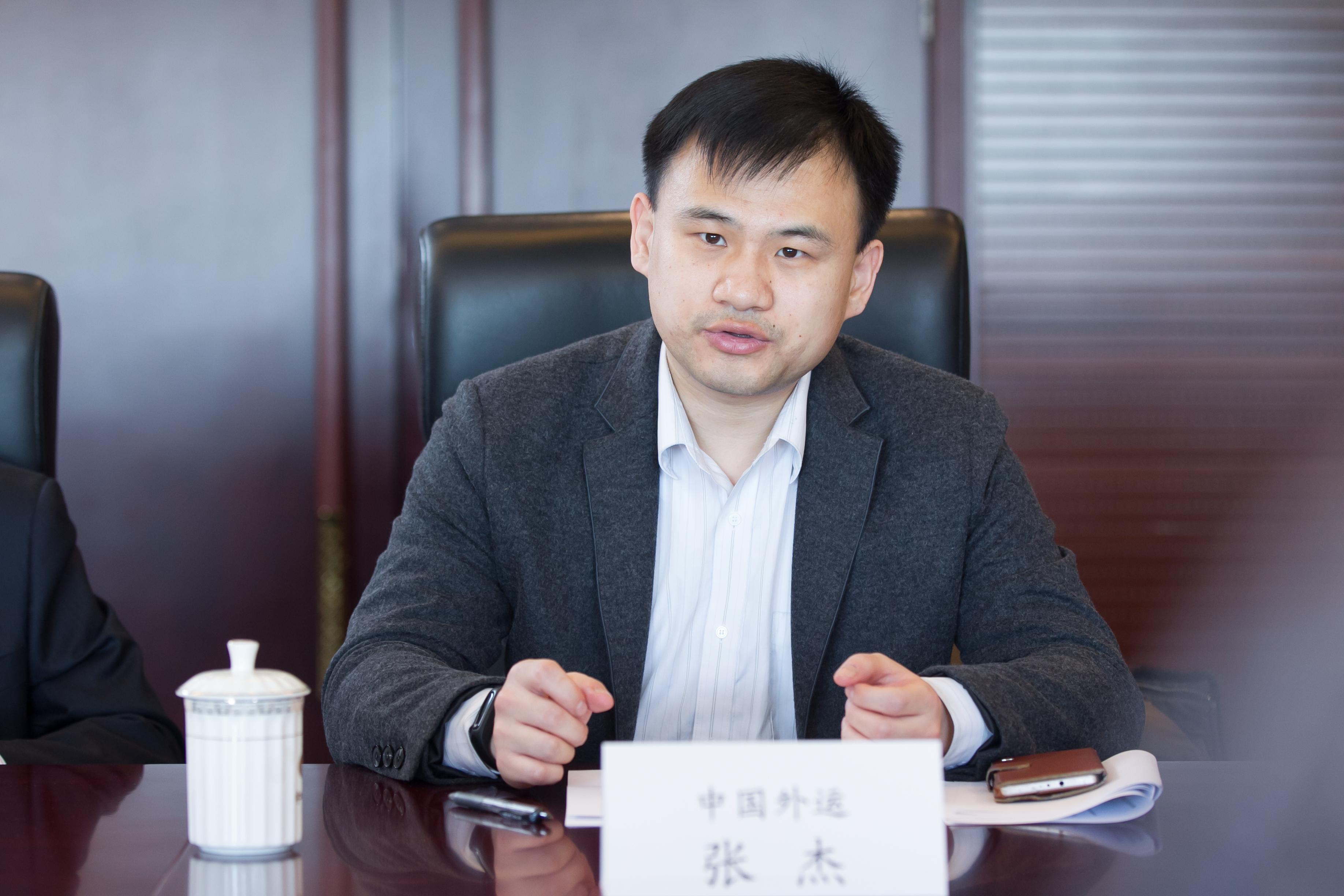 张 杰 中国外运股份有限公司信息管理部系统运行经理