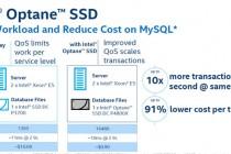 Intel告诉你:Optane和闪存没有半毛钱关系!