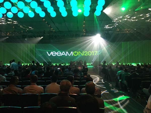 从Veeam ON 2017看未来企业业务连续性的几点变化
