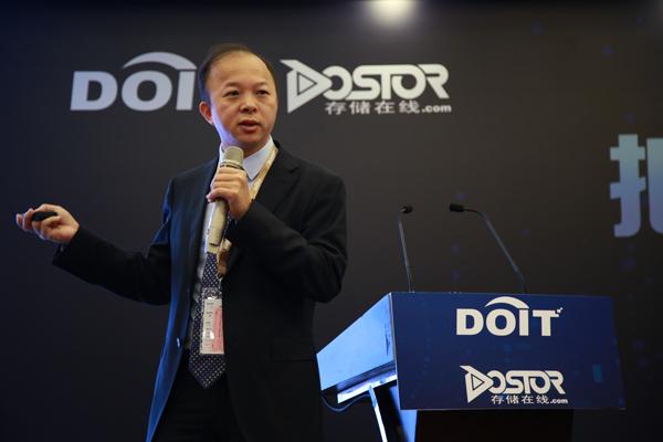 李海平:戴尔为数字化转型构建存储基石
