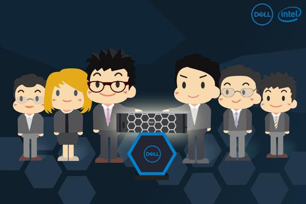想要构建现代化数据中心? 交给戴尔第14代PowerEdge服务器解决吧!