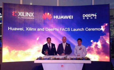 速度提升10倍,Xilinx助力华为FPGA加速云服务器