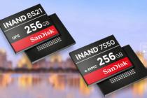 西数发布基于64层3D NAND的嵌入式iNAND