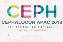 共话开源存储:Ceph亚太区年度盛典—Cephalocon APAC 2018报名启动!
