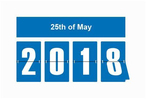 5月25日,GDPR来袭,那些谁们紧张起来!