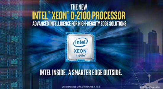 对抗ARM,英特尔发布至强D系列低功耗处理器