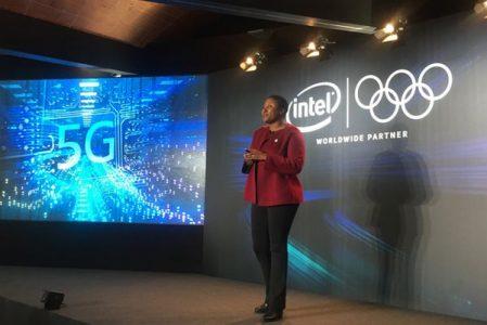 《英特尔亮相MWC2018 聚焦5G、展示奥运合作成果与未来愿景》