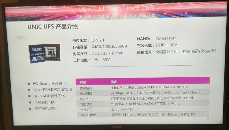 《紫光存储首次亮相 发布全系列高性能闪存产品》