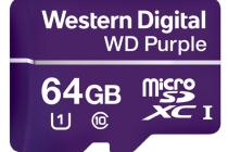 西数推出视频监控专用紫色microSD,补充监控存储产品线