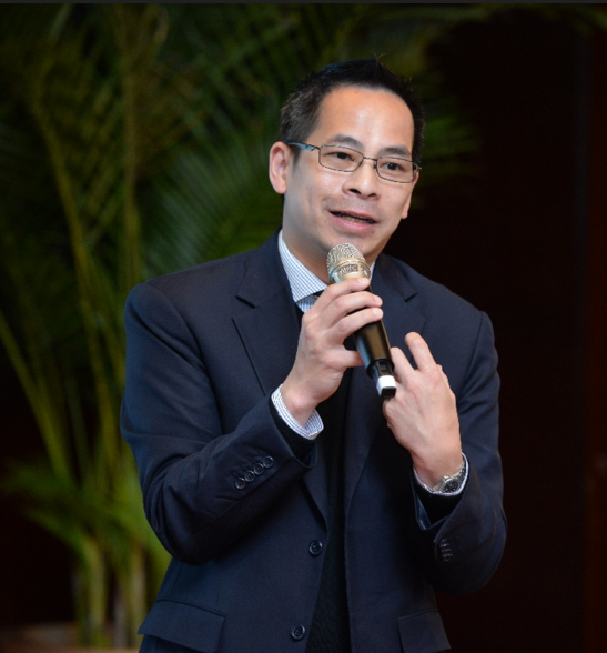林泽芬-IBM大中华区信息安全总经理
