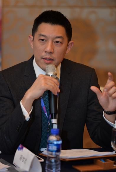 胡世忠-IBM大中华区云计算业务总经理