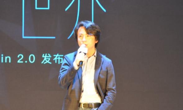 IDG副总裁张海涛
