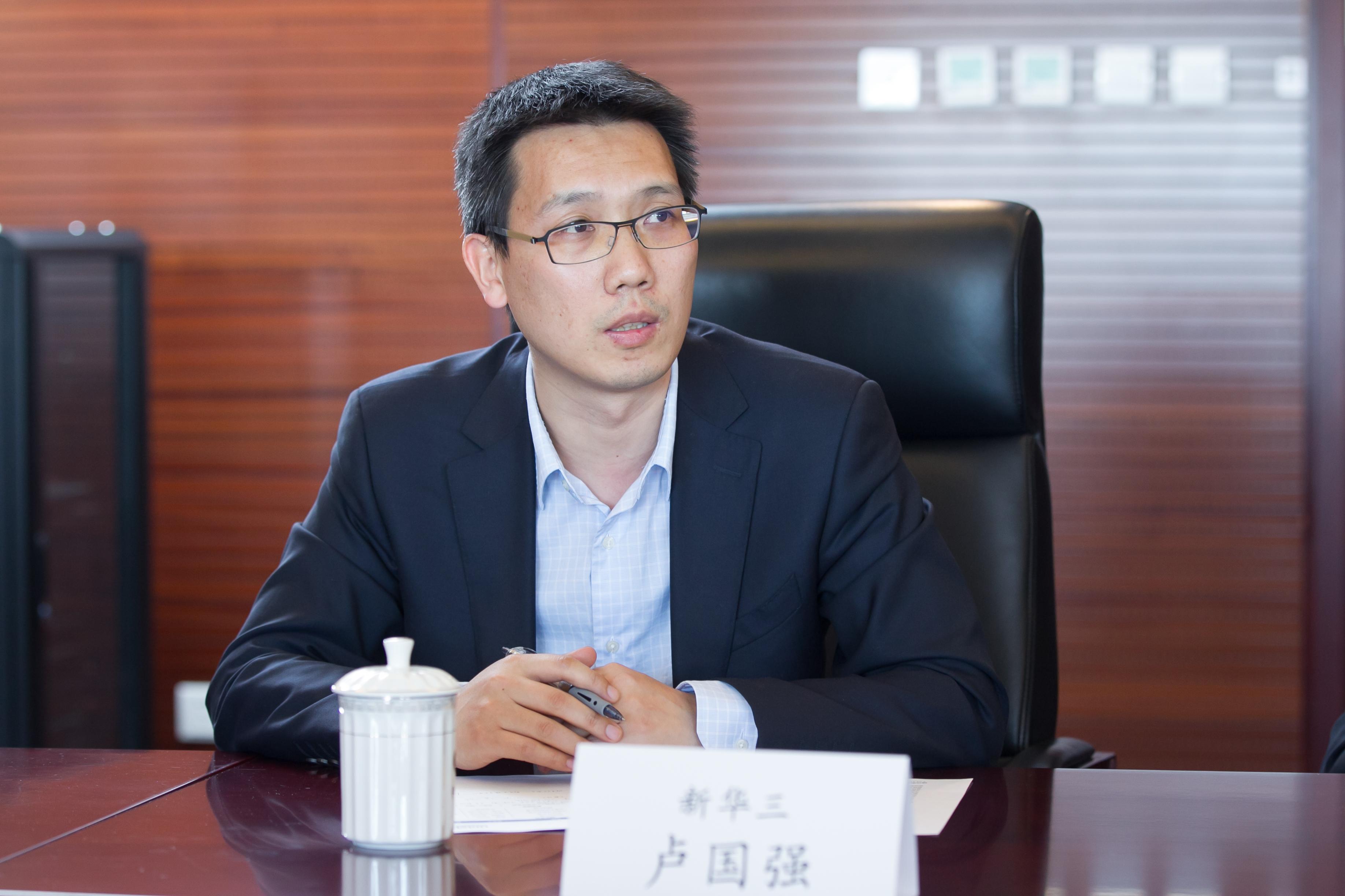 卢国强 新华三集团云计算产品线总工 云计算产品管理部部长
