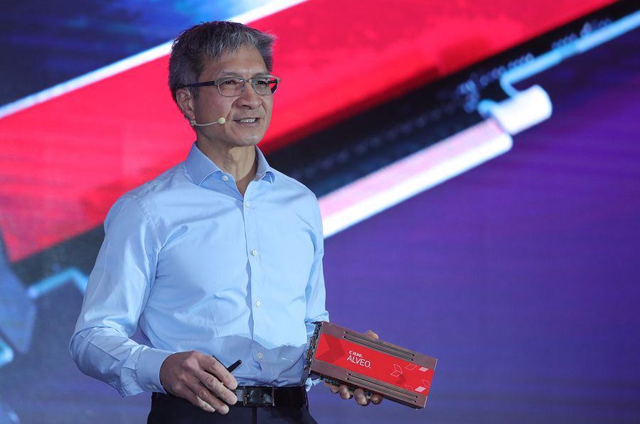 性能超越GPU 4倍/超CPU 90倍全球最快的数据中心和AI加速器卡亮相
