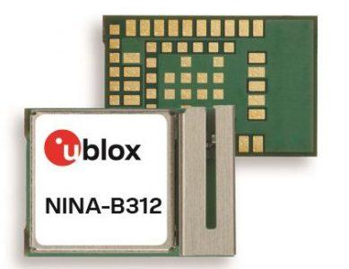 u-blox通过高性能脚本解决方案扩展蓝牙和Wi-Fi连接软件