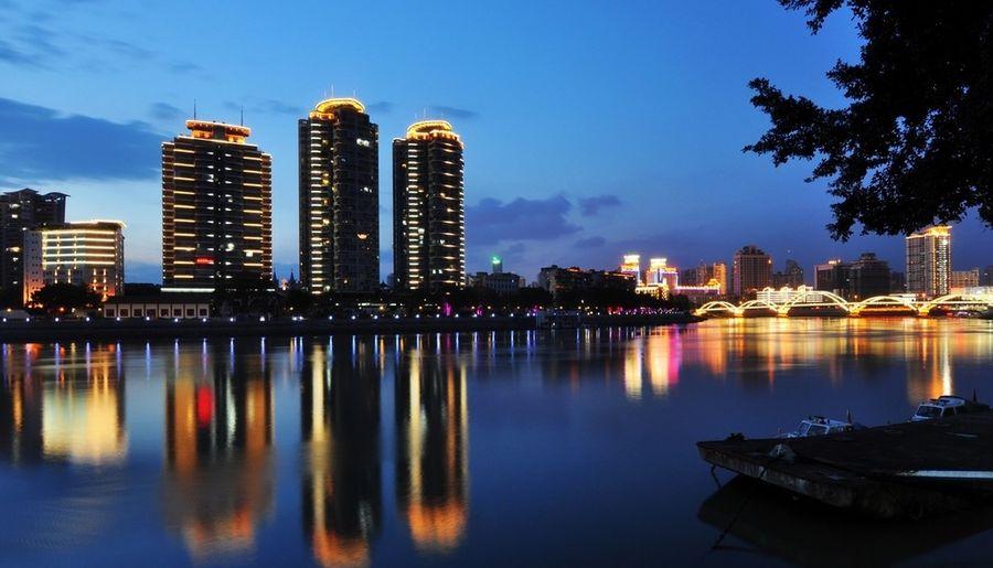 """《主攻""""三个福州""""建设、加快区块链产业布局,福州今年数字经济力争突破4300亿元》"""