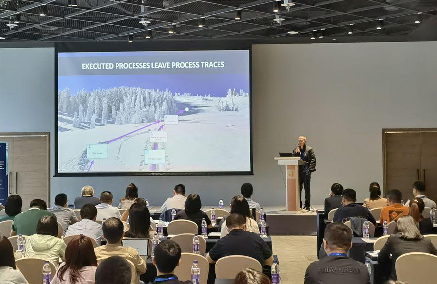 《与ARIS一起应对新常态下的业务流程:Software AG中国区ARIS用户大会暨流程管理高峰论坛在京举行》