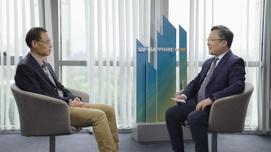 《SAP 计划扩展全球最大商业网络,更多云产品即将落地中国》